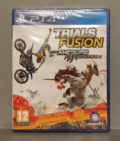 PlayStation 4!Trials Fusion : The Awesome Max Edition! PS4 - Polecam