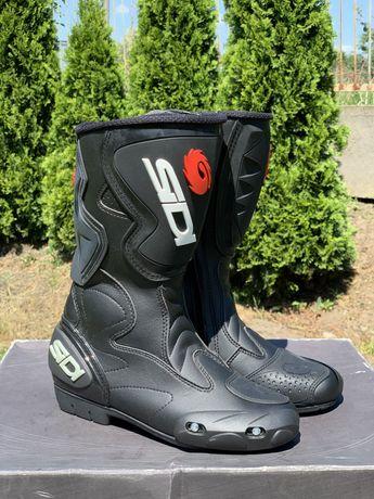 Nowe buty motocyklowe SIDI FUSION rozmiar 45,46,47 PROMOCJA! SKORA!