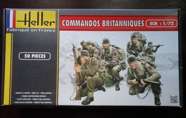 Caixa Kit Figuras - Bonecos (Heller)