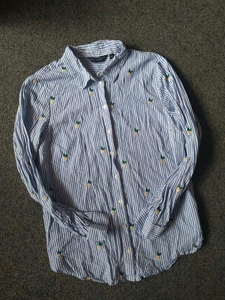 Рубашка в полоску разм.12