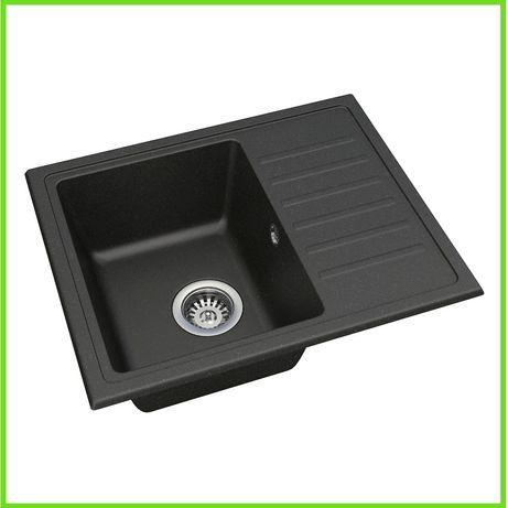 Кухонная гранитная мойка Formini N500 / Кухонна гранiтна мийка