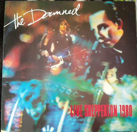 The Damned lp 1 press