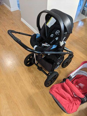 Wózek dziecięcy Xlander Xmove 3w1