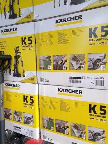Мінімийка Karcher K 5 Full Control (1.324-500.0) Новий в Наявності.