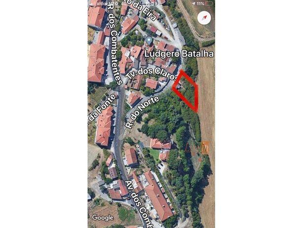 Lote de Terreno Urbano com Viabilidade de Construção no M...