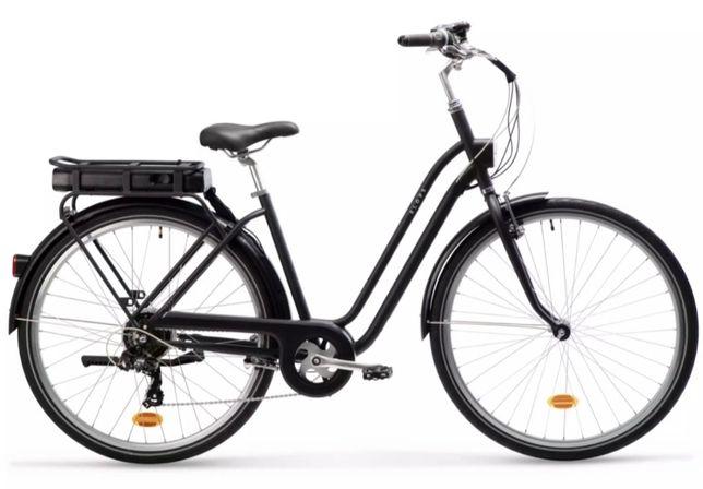 Bicicleta eléctrica Elops 120E nova na caixa
