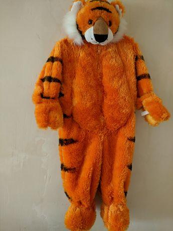 Костюм тигра новый 18 мес тигр тигрик