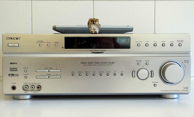Sony STR DE-598 amplificador /receiver AV