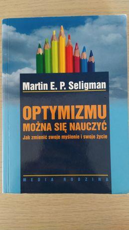 Optymizmu można się nauczyć Martin Seligman