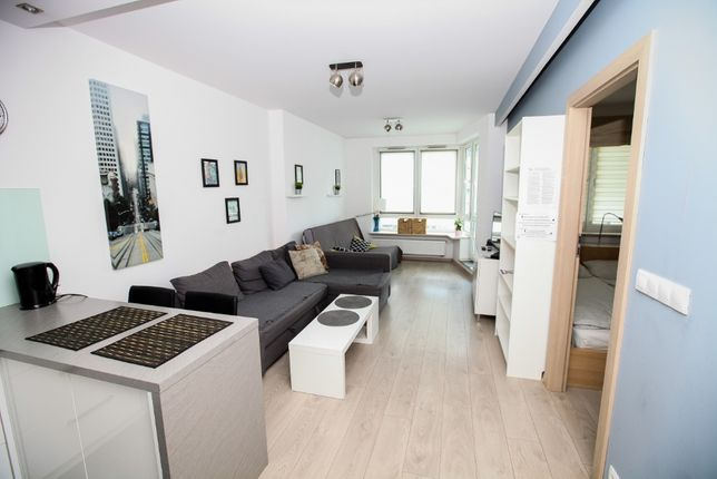 Apartament na dobę Kabaty Ursynów parking+wifi+pościele w cenie CZYSTO