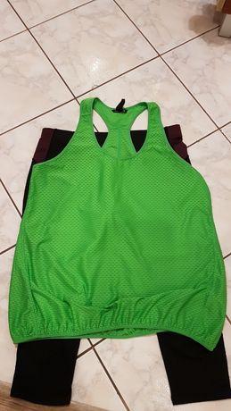 Dres treningowy - spodnie BONGER + bluzka