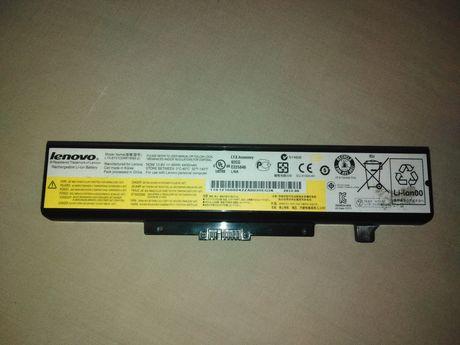 Аккумулятор батарея для ноутбука Lenovo Y570 б/у (L10P6F01) степень из