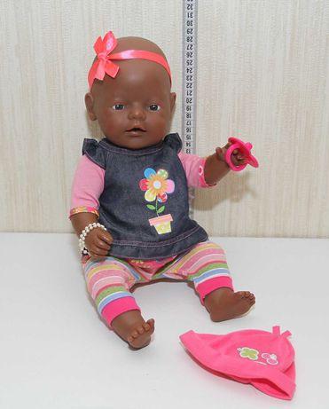 беби борн афро пупс кукла оригинал baby born новорожденный реборн zapf