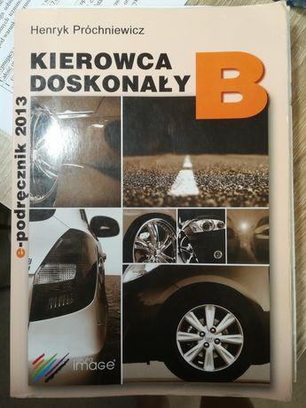 Doskonały kierowca, książka do nauki jazdy