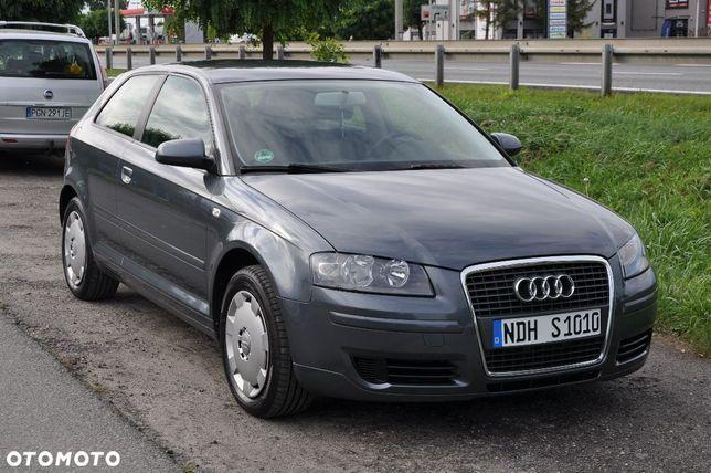 Audi A3 Benzyna 1.6 Mpi  + Ks.Serwisowa