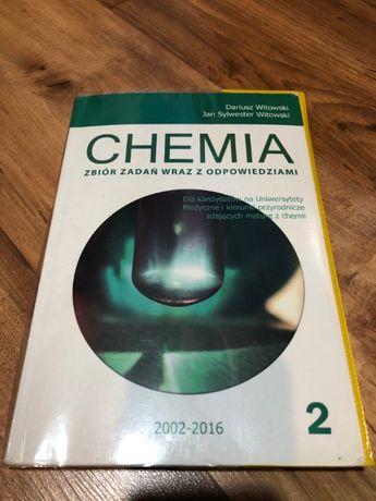 chemia zbiór zadań z odpowiedziami 2 Witowski