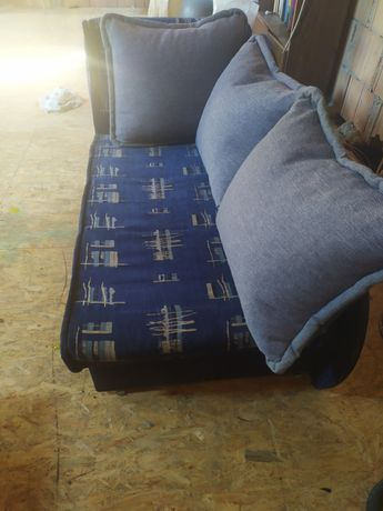 kanapa z funkcją spania sofa narożna