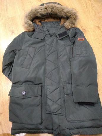 Kurtka zimowa Zara 134 jak Nowa