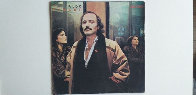 Aldo Romano Night Diary Vinil LP
