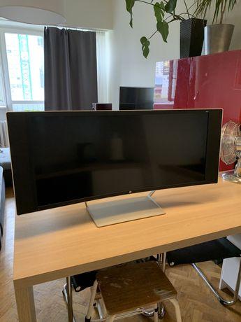 Monitor zakrzywiony HP z34c curved wqhd