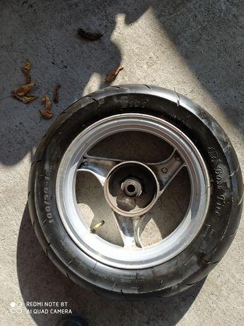 Продам колеса с мопеде R12