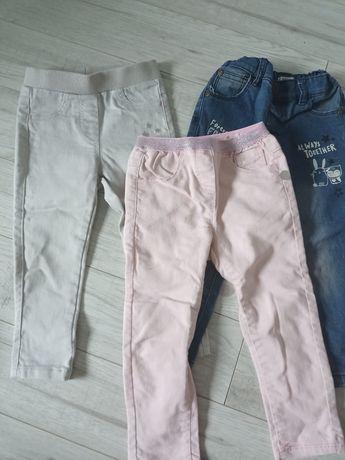 Spodnie Cocodrillo 92 3 szt