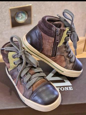 Демисезонные ботинки Clarks(кожа)
