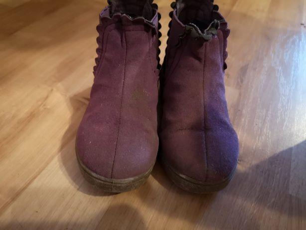 Buty dla małej damy