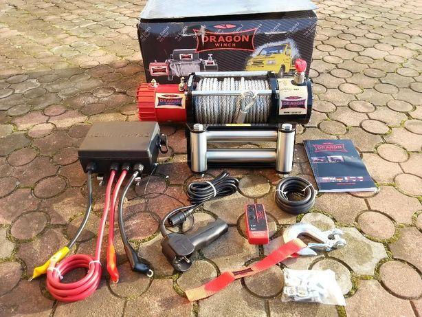 Wyciągarka, wciągarka samochodowa Dragon Winch DWM 13000 ST 12V 6/12T
