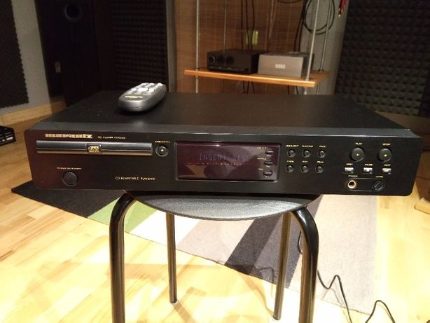 Odtwarzacz Marantz CD5000 + mod, oryginalny pilot.