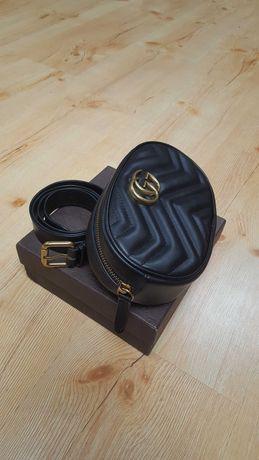 GG Gucci nerka torebka saszetka