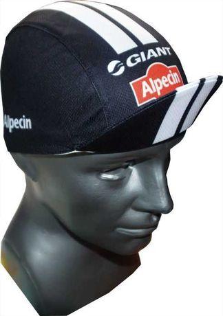 czapeczka Kolarska giant - Alpecin