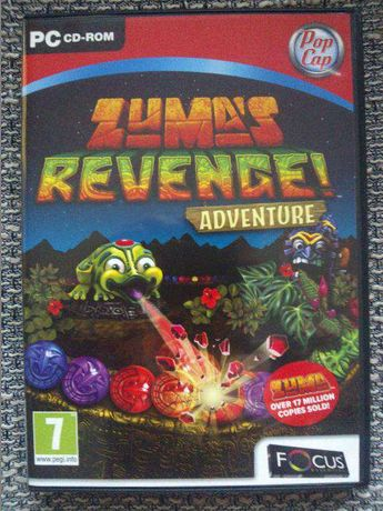 Zumas Revenge Adventure PC CD-ROM