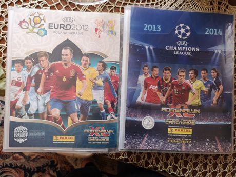 Album Panini Euro 2012 i Champions League