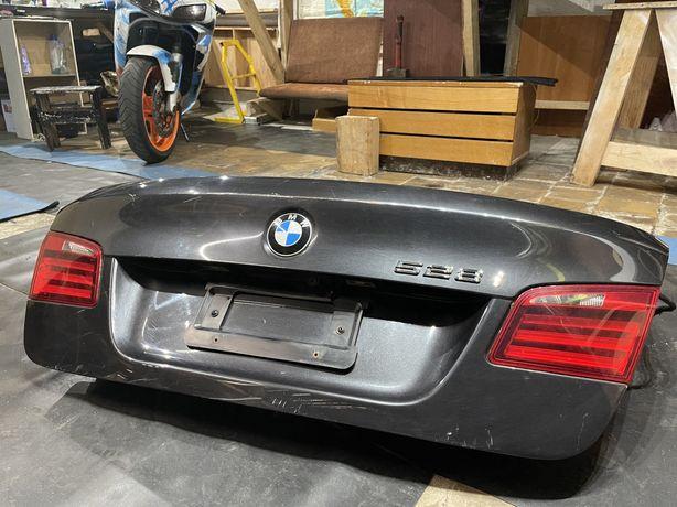 Крышка багажника BMW F10,f30,капот f10,f30,бампер f10,f30,четверь f10