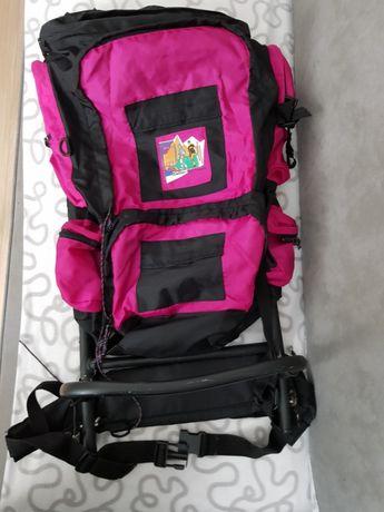 Plecak turystyczny ze stelażem matterhorn
