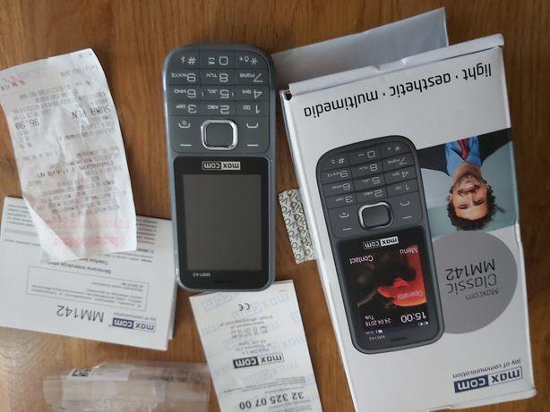 Telefon maxcom używany kilka dni
