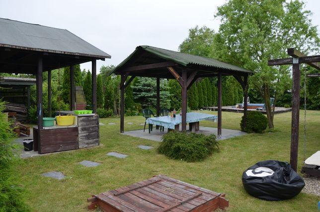 Ogródek działkowy ROD Bratek, ul. Kozłowska, 1060 m2