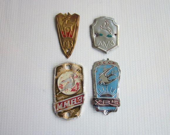 Велоэмблемы (СССР)