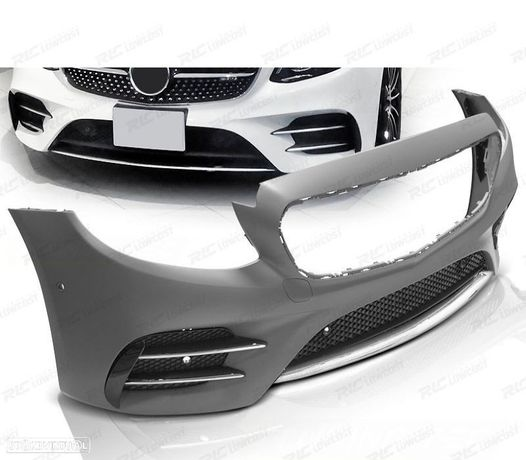PARA-CHOQUES FRONTAL MERCEDES W213 16-18 E43 AMG STYLE PDC