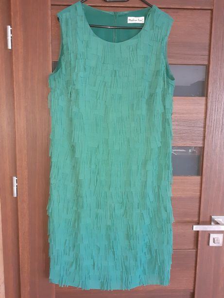 Sukienka zielona roz 46