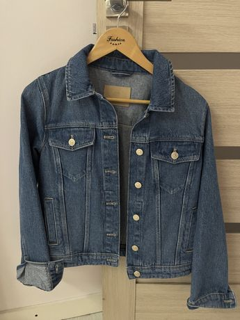Джинсовка,джинсовая куртка massimo dutti массимо дути.Размер М