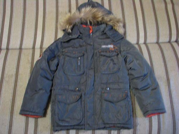 Куртка зимняя р.134