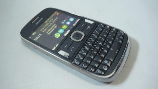 Nokia 302 klawiatura qwerty wszystkie sieci oryg ładowarka