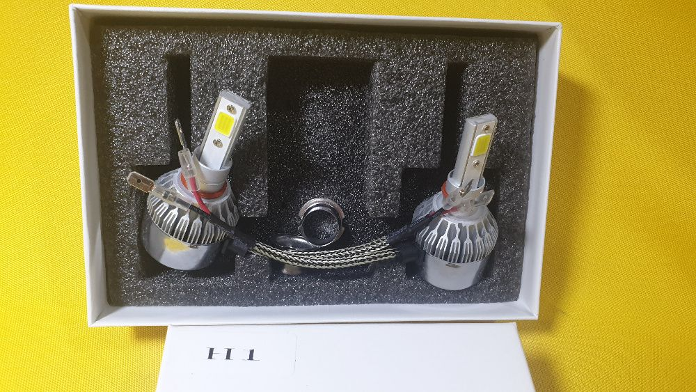 Комплект светодиодных ламп головного света LED C6 H1