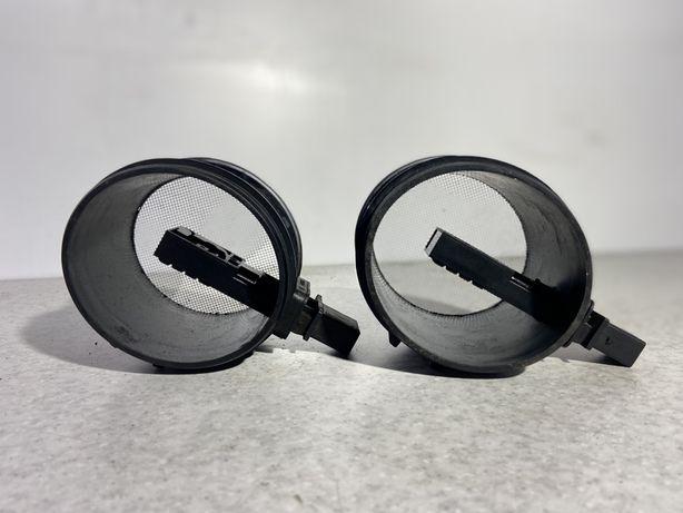 Расходомер ДМРВ на БМВ Е60 535 3.5d Bi-turbo M57N 3.5 е60 Росходомер