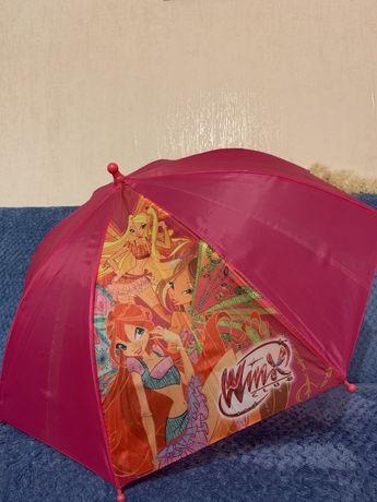 Зонтик Winx, феи Винск, детский