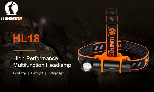 Налобный фонарь LUMINTOP HL18 Micro