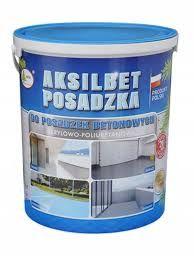 Фарба для бетонних підлог Aksilbet POSADZKA 1л Червона Костка