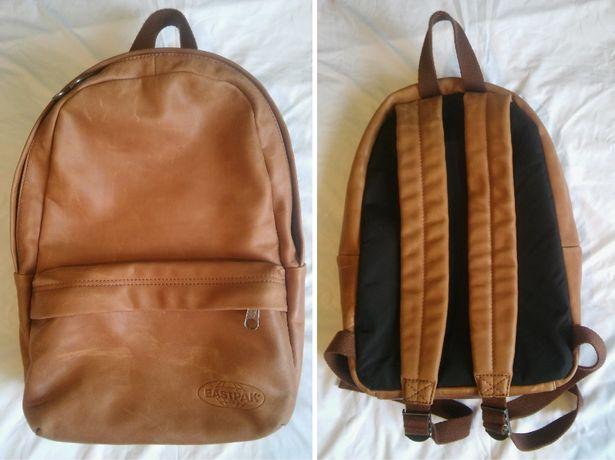 Кожаный рюкзак Eastpak Frick школа